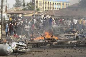 Έκρηξη βόμβας με ένα νεκρό στη Νιγηρία