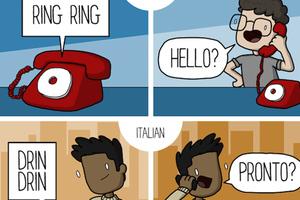 Πώς να απαντάτε στο τηλέφωνο σε 10 διαφορετικές γλώσσες