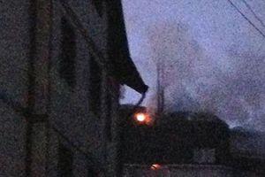 Πυρκαγιά σε ξενοδοχείο στο Μπάνσκο