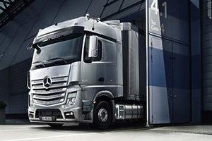 Κέντρο μεταχειρισμένων επαγγελματικών Mercedes