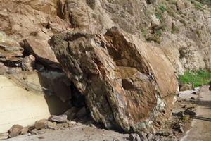 Κίνδυνος για το Λεωνίδιο από βράχο που αποκολλήθηκε