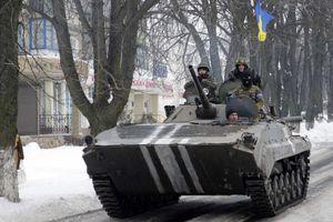 Συμφωνία για κατάπαυση του πυρός στην Ουκρανία