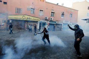 Σφοδρές συγκρούσεις στο Μπαχρέιν