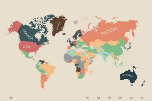 Το κόστος ζωής στον πλανήτη σε ένα γράφημα