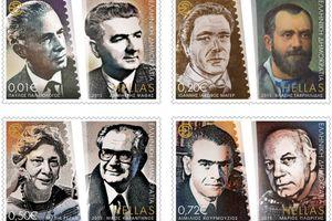 Επιφανείς δημοσιογράφοι σε συλλεκτικά γραμματόσημα