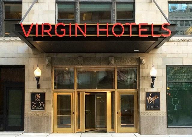 Αυτό είναι το πρώτο Virgin City Hotel του Ρίτσαρντ Μπράνσον