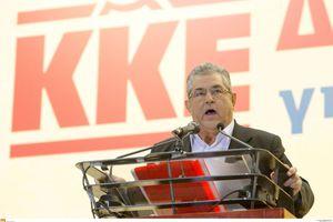 Κουτσούμπας: Το ΚΚΕ δεν θα ψηφίσει στη Βουλή καμία συμφωνία Τσίπρα- Ζάεφ