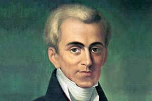 Ο πρώτος κυβερνήτης της ανεξάρτητης Ελλάδας, Ιωάννης Καποδίστριας