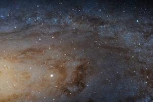 Ο γαλαξίας της Ανδρομέδας σε όλο του το μεγαλείο