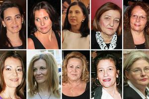 Οι γυναίκες των πολιτικών αρχηγών