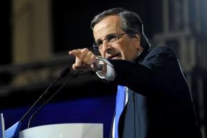 Σαμαράς: Ο κ. Τσίπρας πρέπει να ντρέπεται