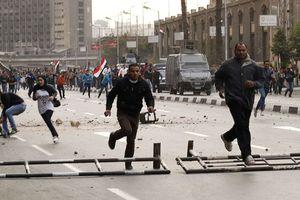 Αυξάνεται ο αριθμός των νεκρών στην Αίγυπτο