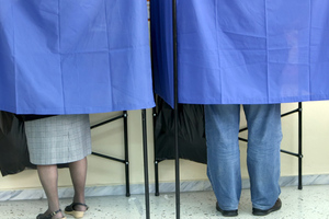 Χάος στην Εύβοια με γαλάζιους υποψήφιους για ένα... SMS