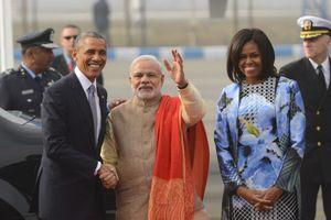 Στο Νέο Δελχί ο Μπαράκ Ομπάμα
