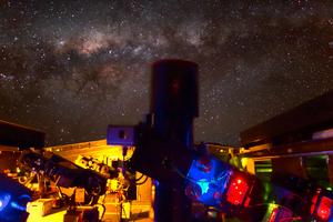 Νέο τηλεσκόπιο εξερευνά το διάστημα