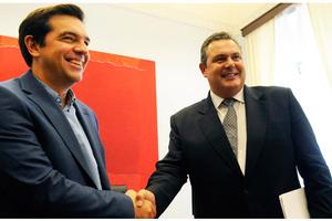 Τσίπρας και Καμμένος «κλειδώνουν» το νέο υπουργικό συμβούλιο