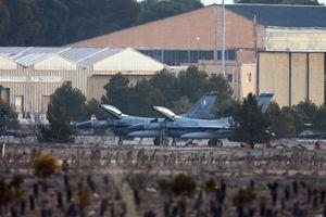 Κηδεύονται οι δύο πιλότοι του F-16