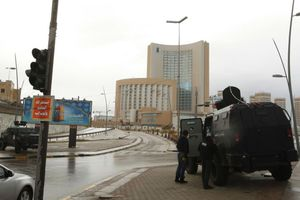 Βόμβα στην πρεσβεία του Μαρόκου στη Λιβύη