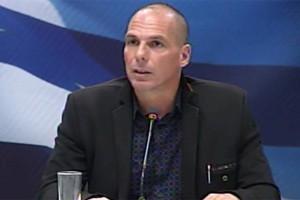 Βαρουφάκης: Δεν θέλω να χασομερώ την τρόικα