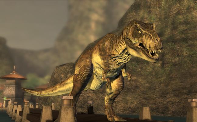 Τυραννόσαυρος Ρεξ