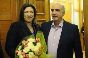 Νέα συνάντηση Κωνσταντοπούλου-Μεϊμαράκη αύριο