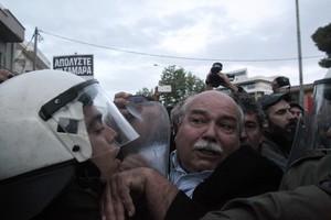 «Αυτός ο άνδρας είναι επικεφαλής της αστυνομίας»