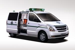 Η Hyundai δωρίζει ασθενοφόρα στον ΟΗΕ