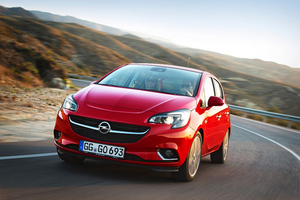Σημαντική διάκριση για το νέο Opel Corsa