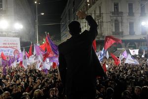 Η πρώτη εβδομάδα του Αλέξη Τσίπρα στην εξουσία