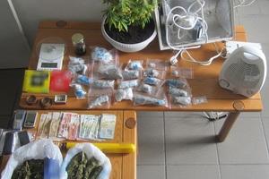 Εξαρθρώθηκε σπείρα διακίνησης ναρκωτικών