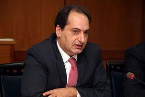 Στη Νεάπολη βρίσκεται ο αναπληρωτής υπουργός Υποδομών Χρήστος Σπίρτζης