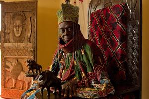 Οι βασιλιάδες και οι βασίλισσες της Αφρικής