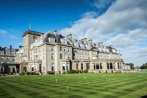 Φωτογραφίες από το πιο διάσημο ξενοδοχείο της Σκωτίας