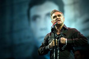Ο Morrissey είναι… ντίβα