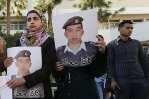 Αντίποινα Ιορδανίας με εκτέλεση τζιχαντιστών