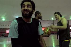 Πώς είναι να παίζεις επαγγελματικό μπάσκετ στο Ιράκ