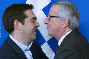 Για κρυφή συμφωνία του Γιούνκερ με την Ελλάδα γράφει η Bild