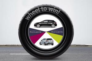 Συνεχίζεται ο διαγωνισμός Wheel to Win