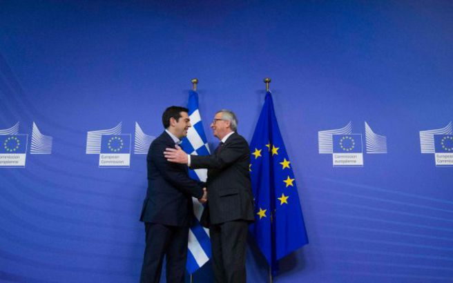 Τηλεφωνική επικοινωνία Τσίπρα και Γιούνκερ για το Κυπριακό