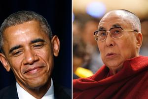 «Πηγή έμπνευσης ο Δαλάι Λάμα»