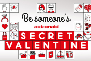 Γίνετε ένας «Μυστικός Βαλεντίνος» με την ActionAid