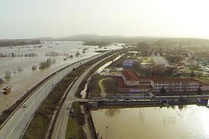 Ερώτηση στην Κομισιόν για τις πλημμύρες του Έβρου