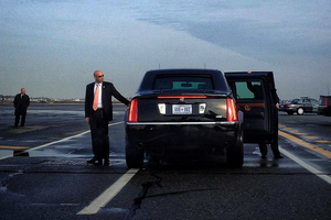 Τα υπερ-αυτοκίνητα που κρατούν ασφαλείς τους παγκόσμιους ηγέτες