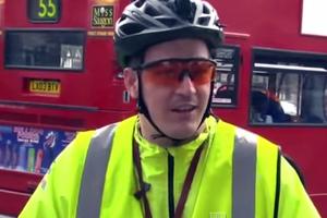 Ο πιο μισητός ποδηλάτης της Βρετανίας