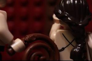 Οι 50 αποχρώσεις του γκρι σε... lego εκδοχή