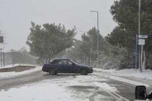 «Ξυρίζει» το κρύο σε Βόρεια Ελλάδα και Θεσσαλία