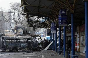 Οβίδα έπληξε νοσοκομείο του Ντονέτσκ