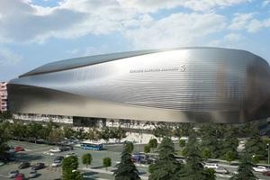 «Φρένο» στο νέο γήπεδο της Ρεάλ