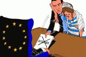 Η ελληνική διαπραγμάτευση μέσα σε ένα σκίτσο