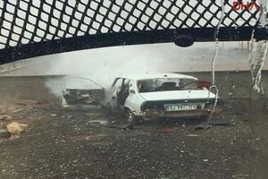 Αιματηρή έκρηξη στην Τουρκία κοντά στο Κομπάνι